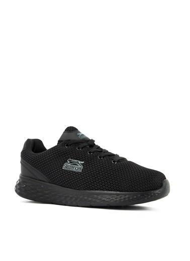 Slazenger Slazenger INDIAN Sneaker Kadın Ayakkabı  Siyah